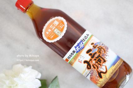 みりんはお酒?三州三河みりん、本みりん、みりん風調味料の違いは?