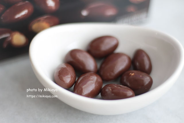 Atkins, エンダルジ, チョコレート・カバー・アーモンドの画像