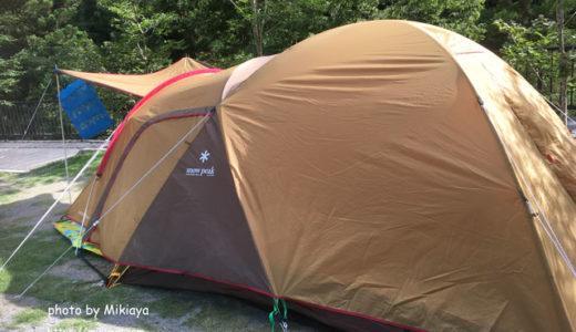 キャンプの持ち物、最低限チェックリスト(小さい子供がいる家庭向け)