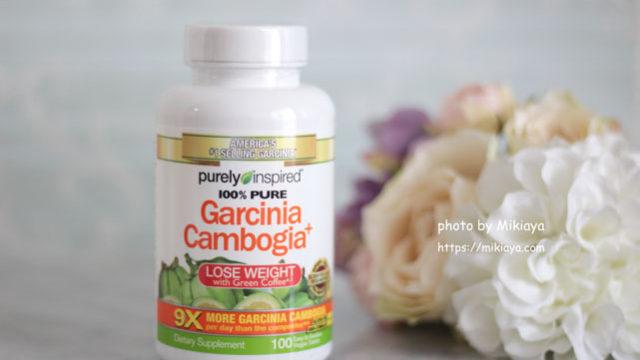 Purely Inspired, ガルシニアカンボジア(Garcinia Cambogia)+、飲みやすい植物性タブレット