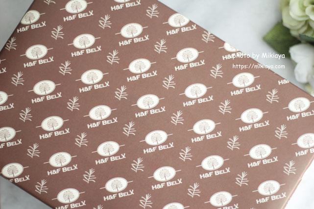 ギフトセットの包装紙