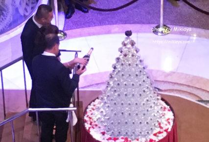 【豪華客船クルーズ旅行記】2日目!ダイヤモンド・プリンセスの終日渡航日からフォーマルナイト