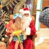 クルージング中のクリスマス