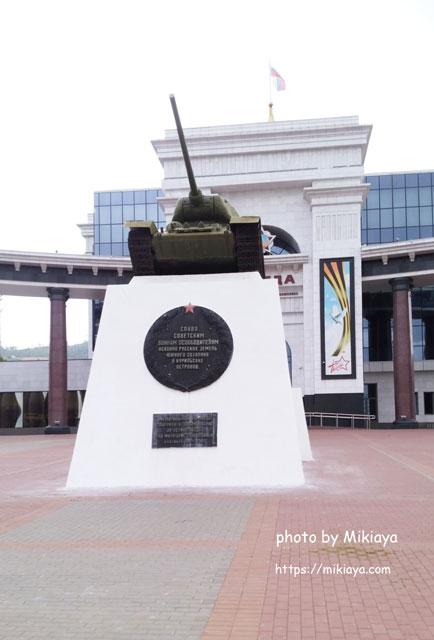 勝利の広場