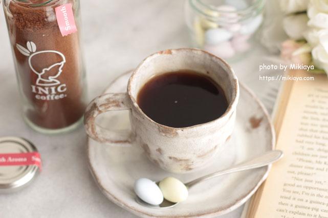 INIC アフタヌーンコーヒーセットを入れた画像